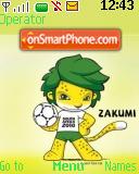 Official Mascot Theme-Screenshot