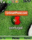 Portugal theme screenshot
