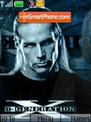 Hbk With Mp3 theme screenshot