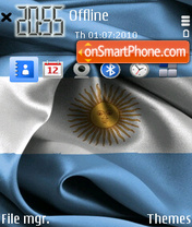 Argentina 04 theme screenshot