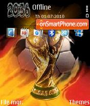 Fifa 2010 03 es el tema de pantalla