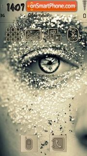 Скриншот темы Golden Eye