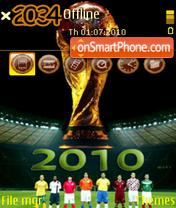 Fifa 2011 theme screenshot