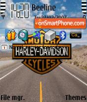 Bike 2 theme screenshot