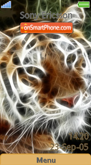 Tiger Rauch es el tema de pantalla