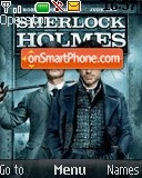 Sherlock Holms theme screenshot