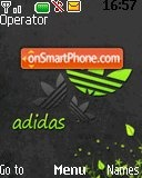 Adidas 44 theme screenshot