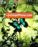 Butterfly 17 es el tema de pantalla