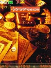 Money 03 theme screenshot
