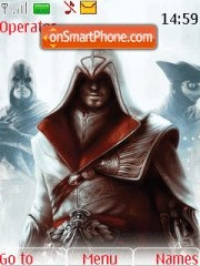 Assassin Brotherhood theme screenshot