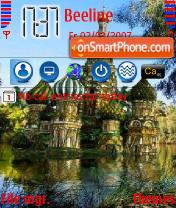 Скриншот темы Moscow 3000