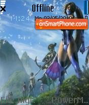 Kitana 01 es el tema de pantalla