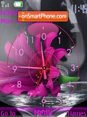 Tcvetok v bokale(AR) theme screenshot