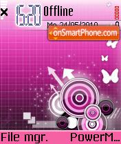 Nice theme 01 theme screenshot