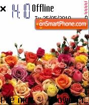 Roses 03 es el tema de pantalla