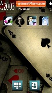 Ace 01 es el tema de pantalla