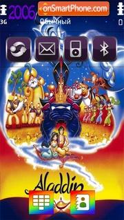 Скриншот темы Aladdin 03