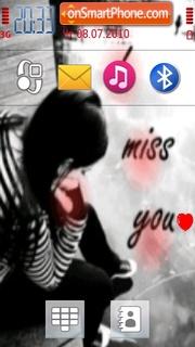 I Miss U 03 es el tema de pantalla