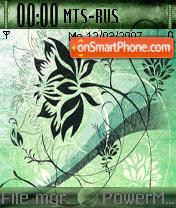 Green Lamour es el tema de pantalla