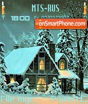 Winter House es el tema de pantalla