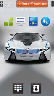 Bmw Vision 2010 theme screenshot