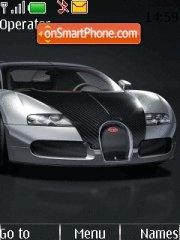 Bugatti veyron 11 Theme-Screenshot