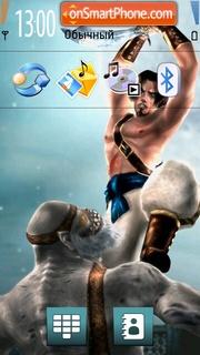 Prince Of Persia 2021 theme screenshot