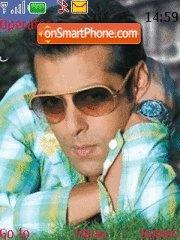 Salman theme screenshot