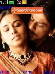 Paheli theme screenshot