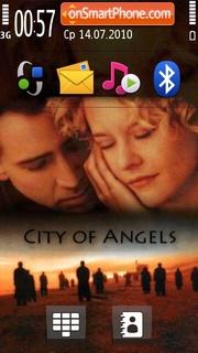 City Of Angels es el tema de pantalla
