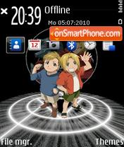 Brother ovi fp1fp2 es el tema de pantalla