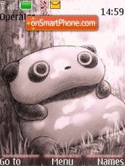 Panda 12 theme screenshot