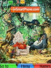 Mowgli theme screenshot