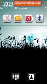 Dream2 theme screenshot