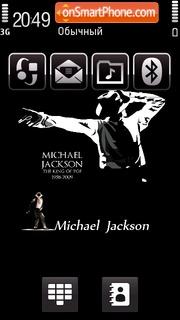 Michael Jackson 20 es el tema de pantalla