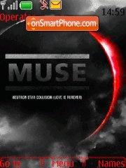 Скриншот темы Muse