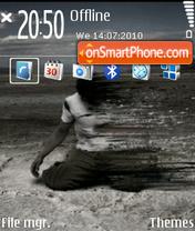 Fade Away theme screenshot