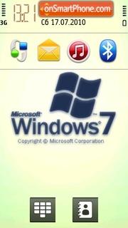 Windows 7 16 theme screenshot