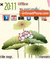 Скриншот темы Hehua fp1 Pack