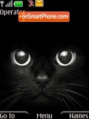 Cat Eye theme screenshot