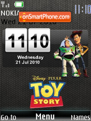 Toy Story 3 01 theme screenshot