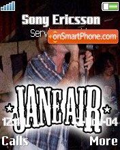 Jane Air es el tema de pantalla