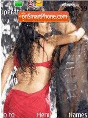 Akshay and Katrina theme screenshot