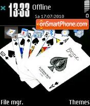 Скриншот темы Cards 02