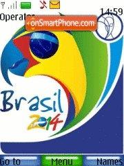 Fifa Brasil 2014 es el tema de pantalla