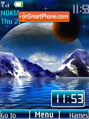 Dreamscape theme screenshot