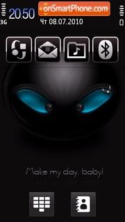 Make My Day Baby es el tema de pantalla