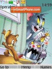 Tom And Jerry 20 theme screenshot