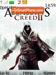 Assassins Creed 06 theme screenshot