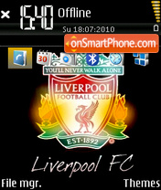 LFC theme screenshot